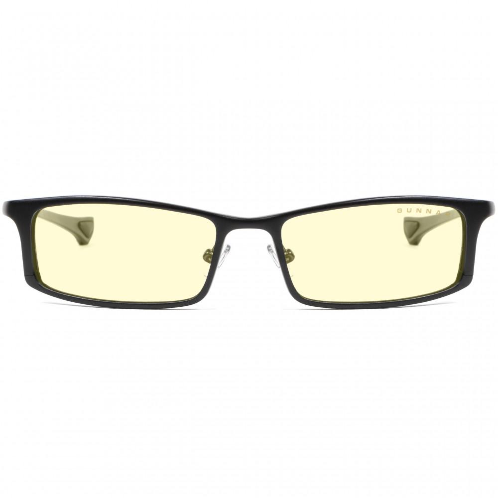 Ochelari de Citit si Protectie Calculator Gunnar PHENOM ONYX Amber +1,00