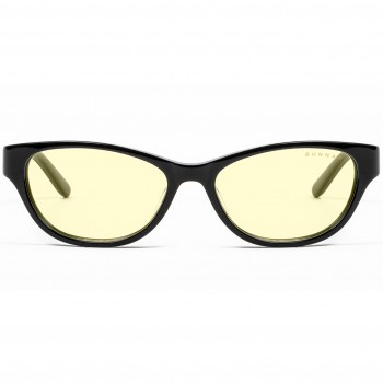 Ochelari de Citit si Protectie Calculator Gunnar JEWEL ONYX Amber +1,00