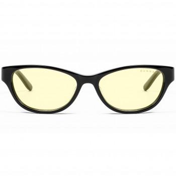 Ochelari de Citit si Protectie Calculator Gunnar JEWEL ONYX Amber +1,50