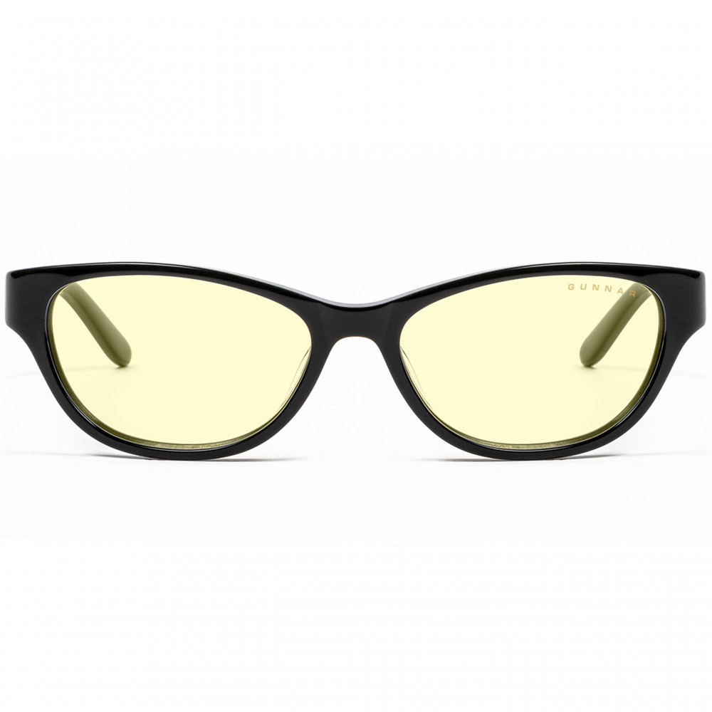 Ochelari de Citit si Protectie Calculator Gunnar JEWEL ONYX Amber +1,25