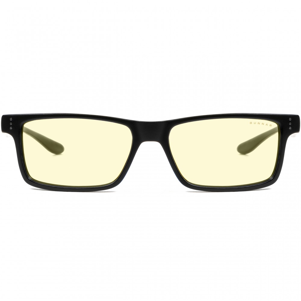 Ochelari de Citit si Protectie Calculator Gunnar VERTEX ONYX Amber +1,00