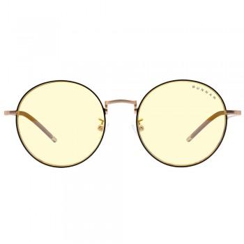 Ochelari pentru Calculator ELLIPSE Black/Gold Amber Gunnar