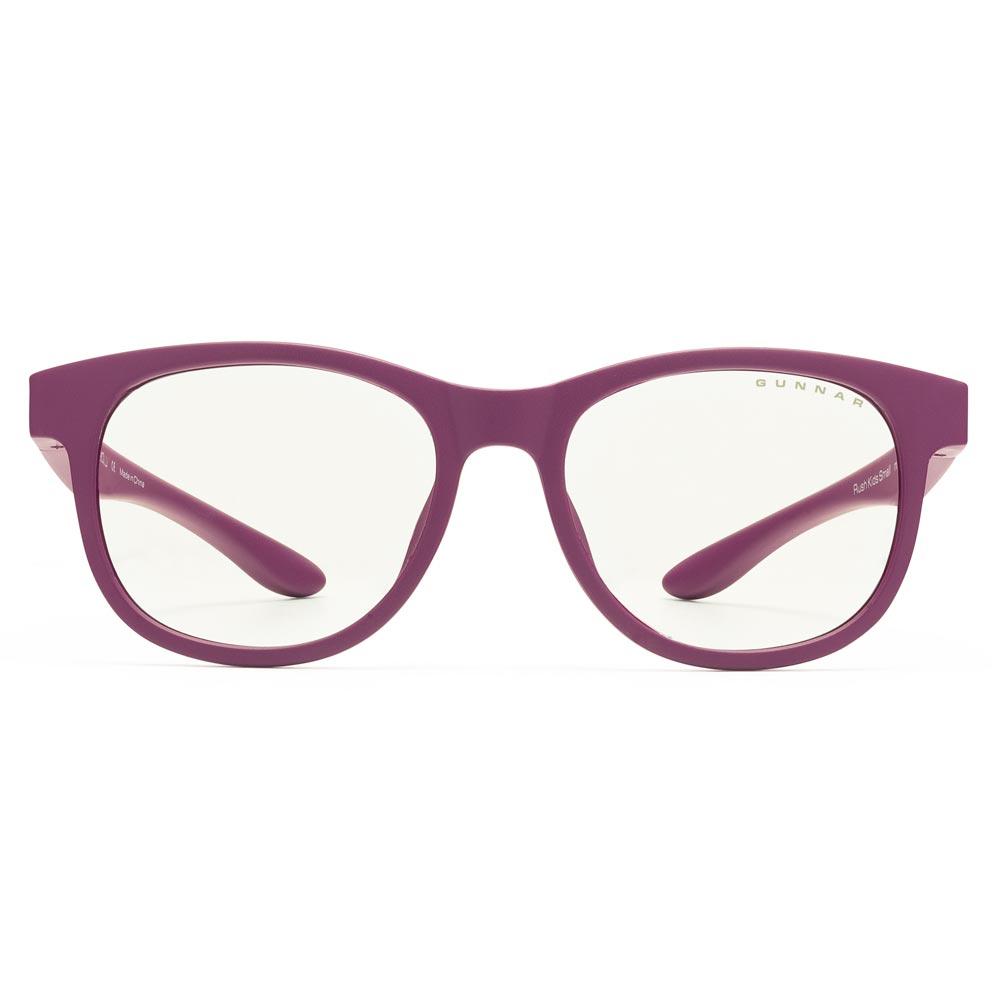 Ochelari Protectie Calculator Gunnar RUSH KIDS SMALL MAGENTA CLEAR 4-8 ani