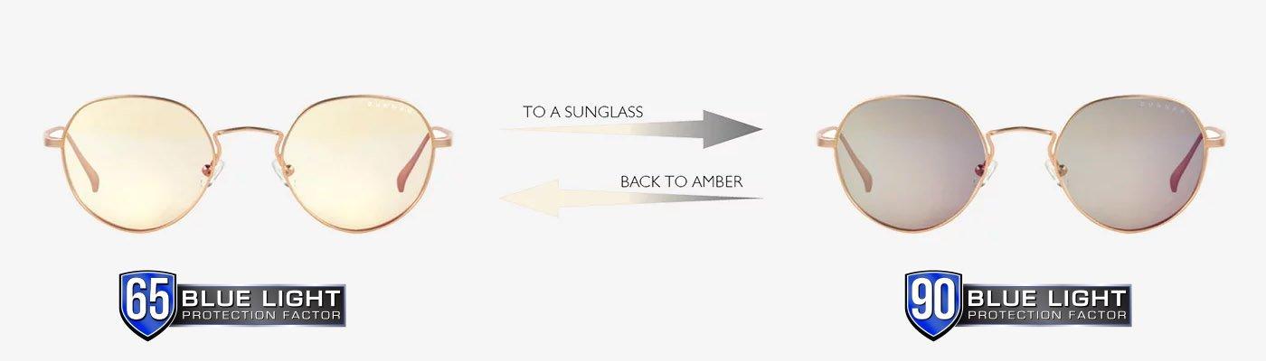 variantele de lentile gunnars